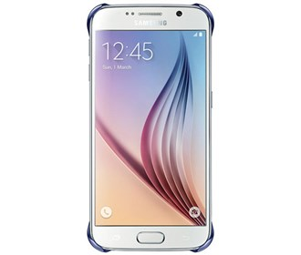 samsung protective cover clear for s6