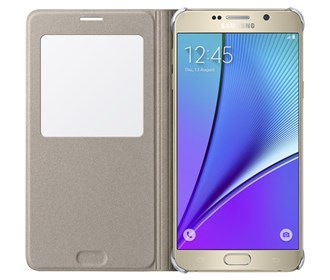 samsung s view flip cover for note5