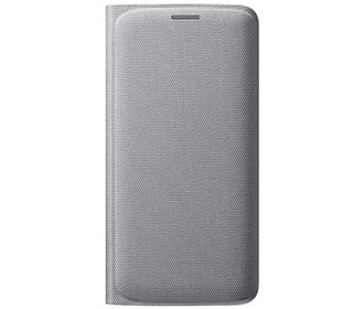 samsung wallet flip cover for s6 edge fabric