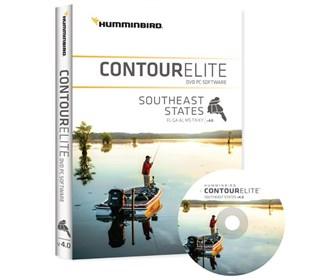 humminbird contour elite southeast states