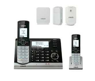 vtech vc7151 home monitoring bundle