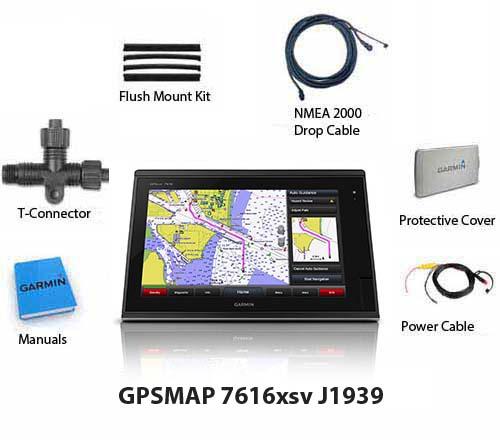 garmin gpsmap 7616xsv new