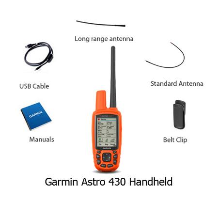 garmin astro 430