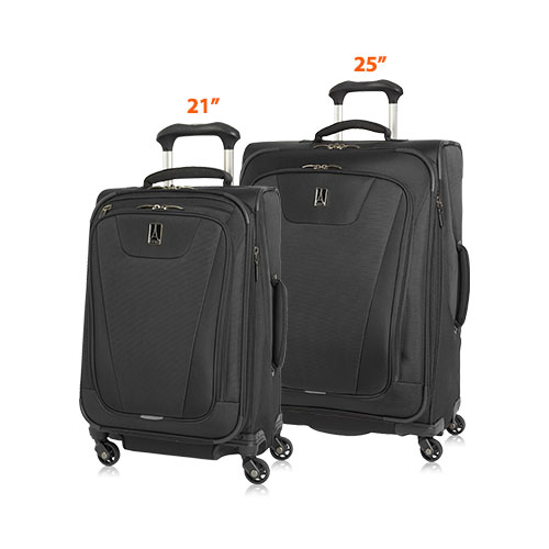travelpro maxlite 4 21 plus 25 spinner