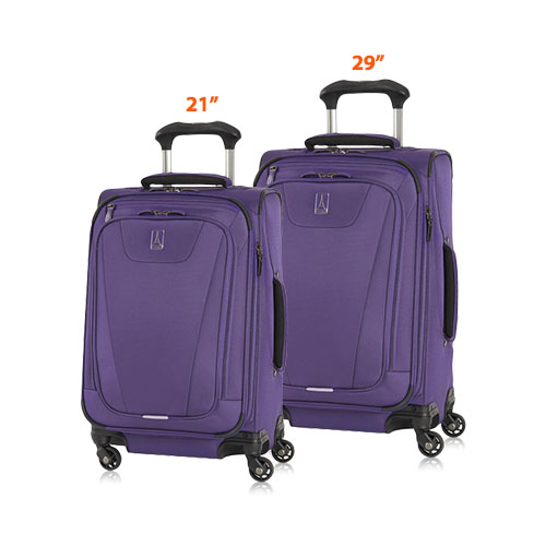 travelpro maxlite 4 21 plus 29 spinner