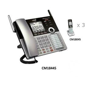 vtech cm18445   cm18045 3