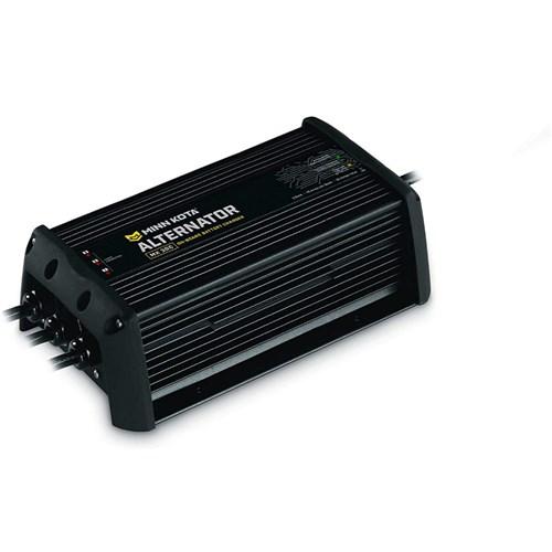 minn kota mk 3 dc triple bank dc alternator charger