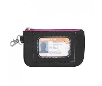 travelon safe id daisy id pouch