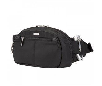 travelon anti theft concealed carry waist pack