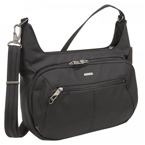 travelon anti theft concealed carry hobo bag