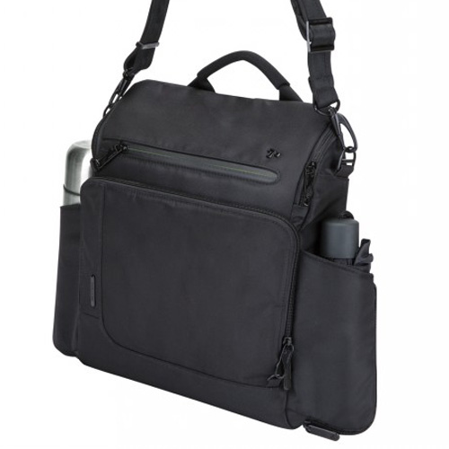 Travelon Anti Theft Urban N/S Tablet Messenger Bag