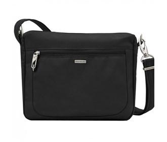 Travelon Anti Theft Classic Small E/W Crossbody Bag