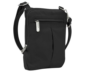 anti theft classic light slim mini crossbody bag