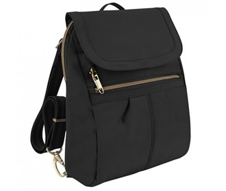 anti theft signature slim backpack