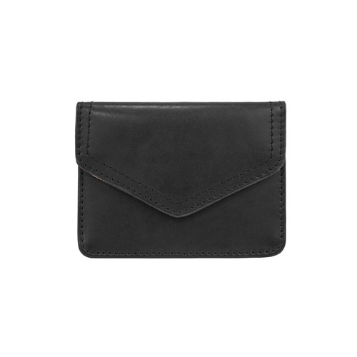 travelon rfid blocking leather envelope card holder