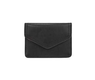 travelon rfid blocking leather envelope card holder