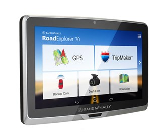 rand mcnally road explorer 70