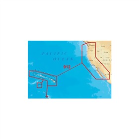 navionics platinum plus 912pp us west coast hawaii