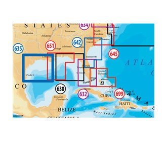 navionics platinum plus west gulf of mexico