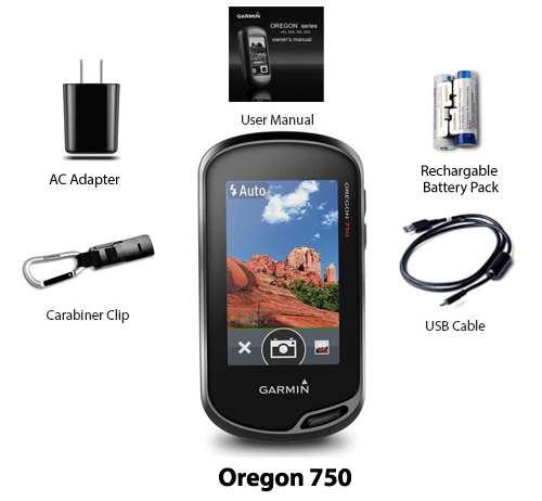garmin oregon750