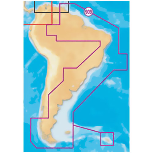 navionics platinum south america east raymarine