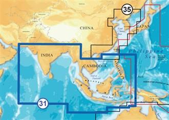 navionics xl 9 31xg indian ocean south china sea lowrance