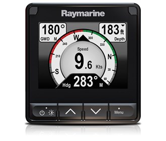 raymarine i70s multifunction instrument display e70327