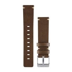 "<ul> <li><span class=""blackbold"">vivomove Leather Watch Band</span></li> <li>Stylish &amp; Sport-Ready w/ this Rugged, Adjustable Band</li> <li>Includes Bands &amp; Necessary Pins</li> </ul>"