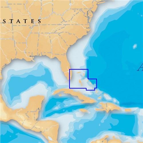 navionics platinum plus north bahamas lowrance