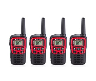 midland eready ex37vp 4 radios