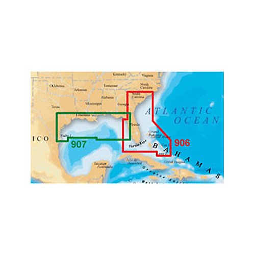 navionics platinum plus 906pp southeast and bahamas (Lowrance)