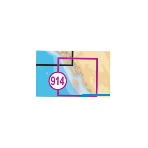 navionics platinum plus north bc and baranof island raymarine