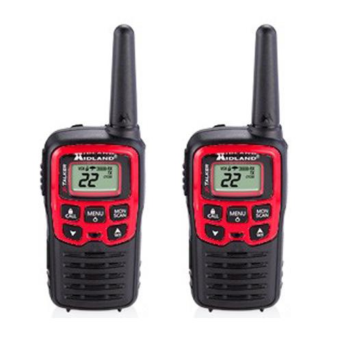 midland eready ex37vp 2 radios