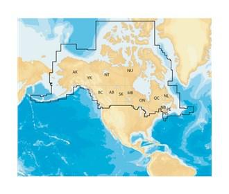 navionics regions canada preloaded msd format