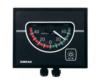 simrad ri35 mk2 rudder angle indicator