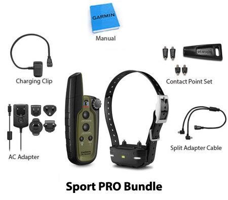 tri tronics sport pro bundle