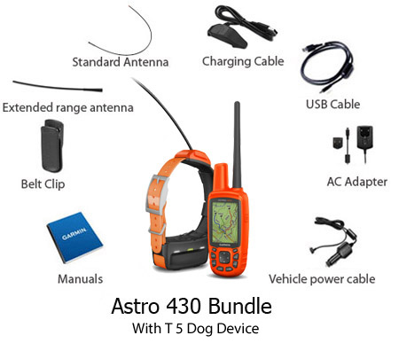 tri tronics astro 430 t 5 bundle