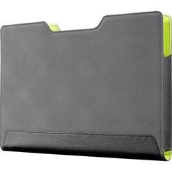 "<ul> <li><span class=""blackbold"">Sleeve</span></li> <li>Synthetic Material</li> <li>Precise Fit &amp; Protection</li> <li>Compatible With Flex 3 Laptop</li> </ul>"