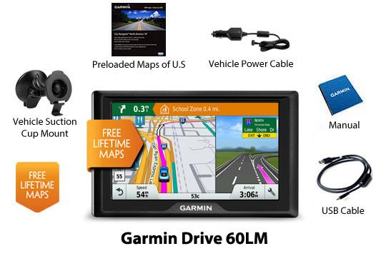 garmin drive 60lm united states