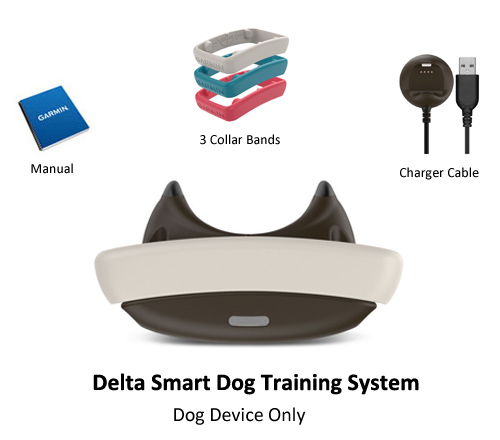 garmin delta smart dog device