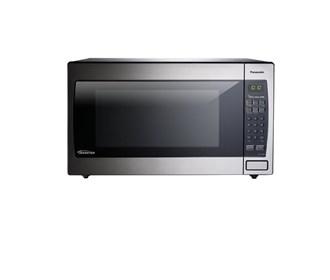 Panasonic Nn Sn966s 2 2 Cu Ft Microwave Oven