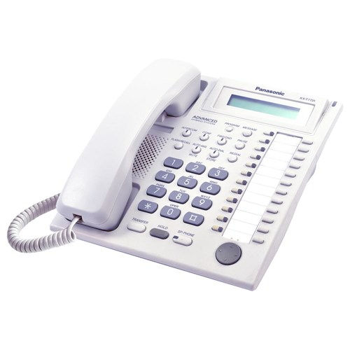 Panasonic KX T7731 White