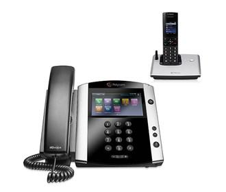 polycom 2200 44600 025 vvx 600 with wireless handset
