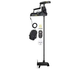 minn kota ulterra 112 w ipilot and bluetooth 112 lbs thrust 72inch shaft