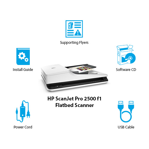 HP Business Scanner l2747abgj