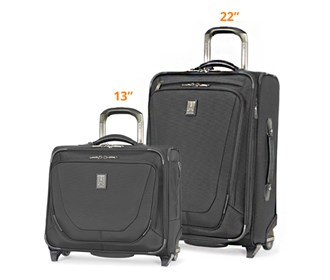 travelpro crew11 22 rollaboard rolling tote