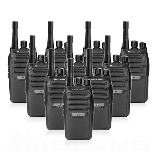 midland biztalk br200 10 radios