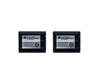 replacement battery for atnt 3470 2 pack