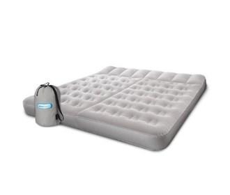 AeroBed King Size Sleep Basics Airbed With Hand Held Pump 2000012051
