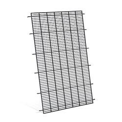 "<ul> <li><span class=""blackbold"">Floor Grid</span></li> <li>Fits 30"" Fold & Carry Midwest Dog Crates</li> <li>Raised Grid Keeps Your Pet Above The Floor Tray </li> <li><span class=""redbold"">Easy to Install</span></li> </ul>"